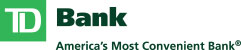 TD Bank - America's most convenient bank.
